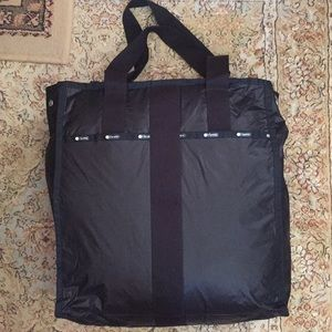 LeSportSac LARGE Water-Resis Shopper TOTE $148 new